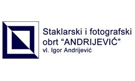 STAKLARSKI I FOTOGRAFSKI OBRT ANDRIJEVIĆ